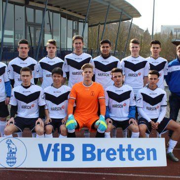 VfB A Junioren weiter in der Verbandsliga