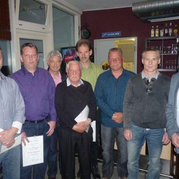 VfB ehrt verdiente Mitglieder