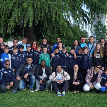 VfB-Jugend zu Gast in Longjumeau