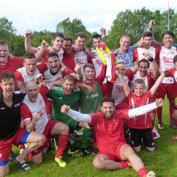 Mingolsheim macht beim VfB sein Meisterstück