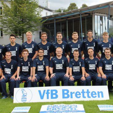 VfB Bretten 2 beendet eine tolle Saison