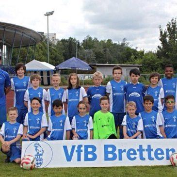VfB E 2 punkt– und torgleich Meister