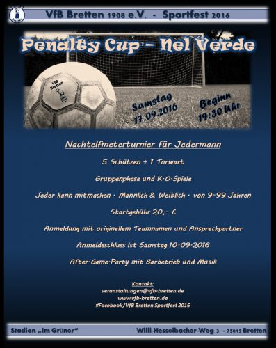 Penalty Cup 2016