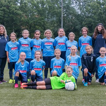 VfB D Juniorinnen Remis in Durlach-Aue