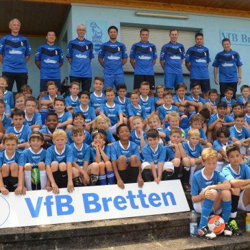 Jugendcamp begeisterte VfB Nachwuchs