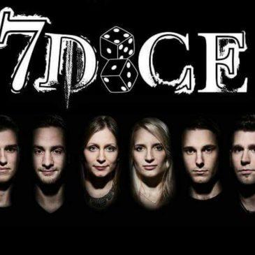 VfB Sportfest mit der Band 7 DICE
