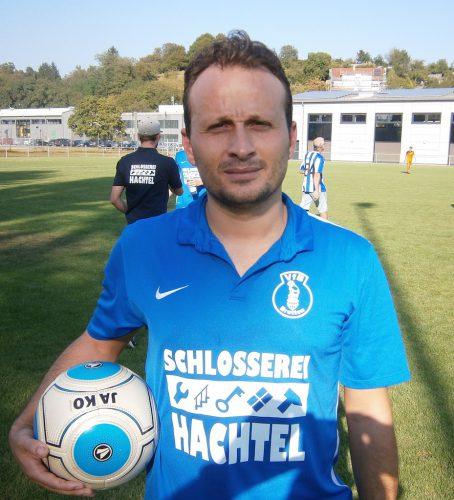 Foto:kri Giampiero Campo war mit zwei Treffern der Matchwinner