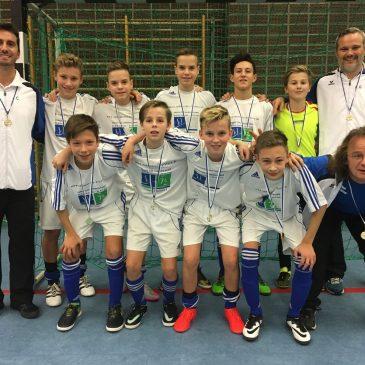 VfB  C2  Hallenmeister im Futsal