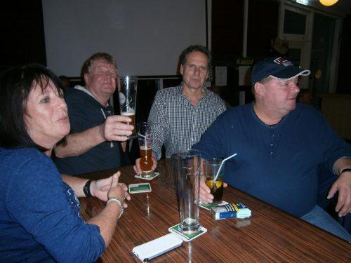 Foto:kri Petra, Trudi, Peter und Bernhard hat`s gefallen.