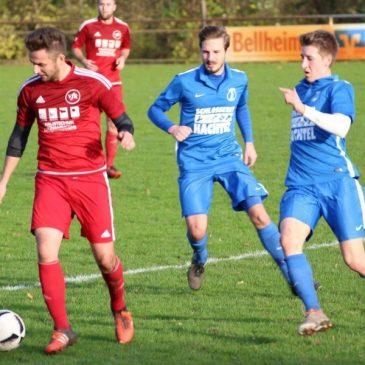 VfB Vorbereitung