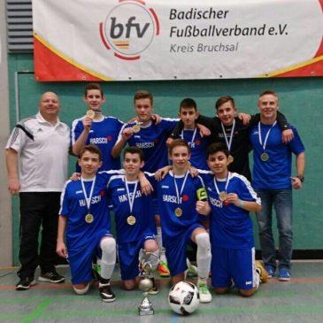 VfB C 1 Hallen Kreismeister