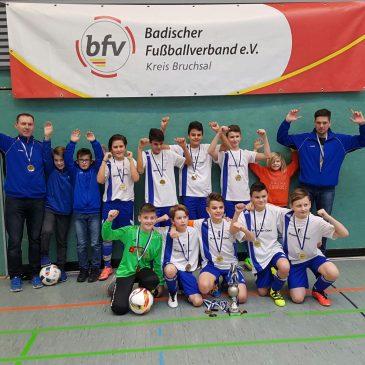 VfB D 1 Hallen – Kreismeister
