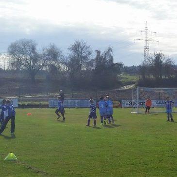 VfB E 2 Aufholjagd in Unteröwisheim