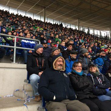 Jugend des VfB Bretten verhilft Hoffenheim zum Sieg!