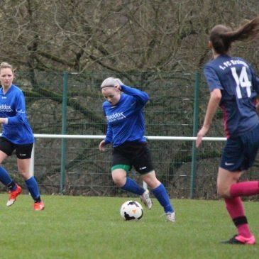 Verdienter Auswärtssieg der VfB Frauen
