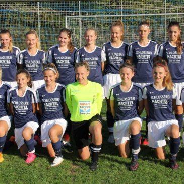 VfB C Juniorinnen Verbandsliga – Meister