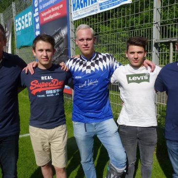 VfB  verabschiedet Spieler