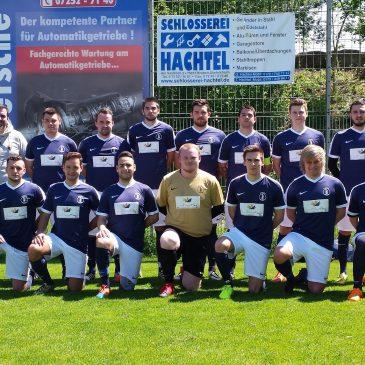 Neue Trikots für VfB II