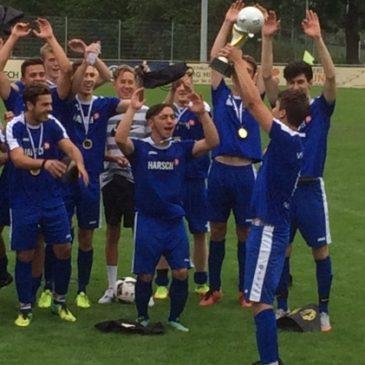 VfB A Junioren Kreispokalsieger