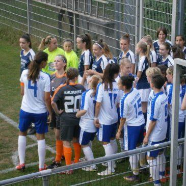 Pokal K.O. für VfB C Juniorinnen