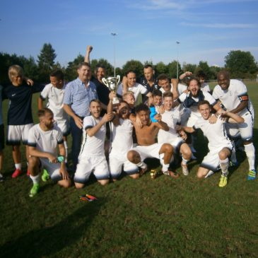 VfB Bretten gewinnt den Stadtpokal