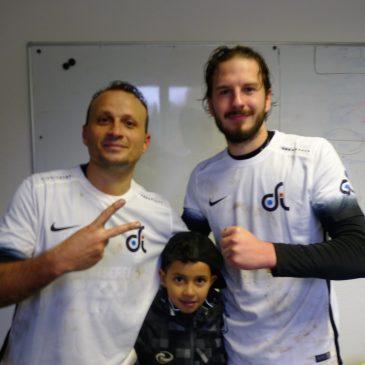 VfB verteidigt Tabellenführung