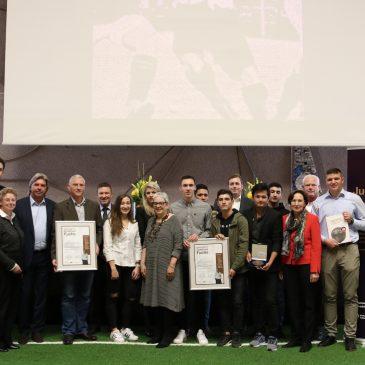 VfB Bretten und ESG gewinnen Jugendpreis Gottfried Fuchs
