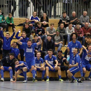 33. Brettener Hallenstadtpokal im Fußball