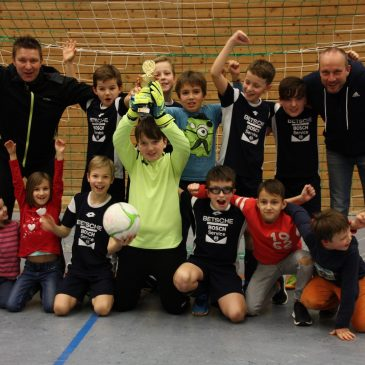 Spannende Begegnungen bei den VfB Jugendturnieren