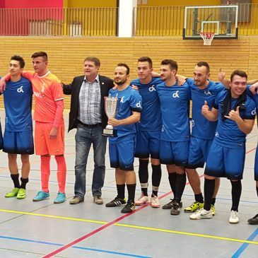 VfB Bretten Hallenstadtpokalsieger
