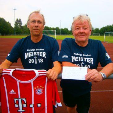 Glückwünsche aus Bayern