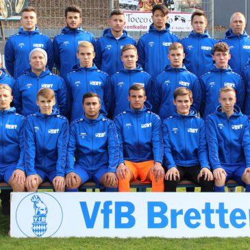 Erfolgreicher Saisonstart der A1 des VfB Bretten