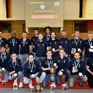 Die Mannschaft des Jahres: VfB Bretten