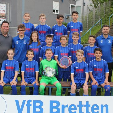 VfB D 1 schreibt weitere Erfolgsgeschichte