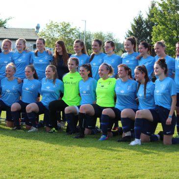 Frauen-Team des VfB Bretten holt sich Landesligameisterschaft