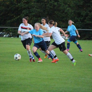 Frauenmannschaft des VfB Bretten rüstet sich für die Verbandsliga