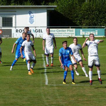 VfB Pokalaus in der dritten Runde