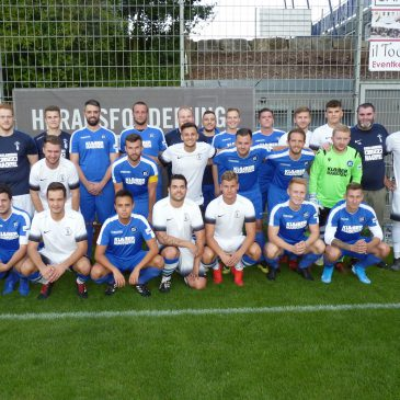 KSC 2 zu Gast bei VfB Reserve