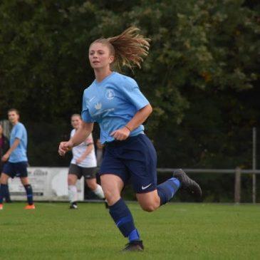 Verbandsliga Frauen: VfB Bretten – VfK Diedesheim 1:1