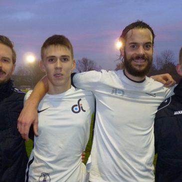 VfB Kreisderbysieger gegen Östringen