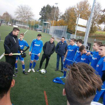 VfB Landesliga B Junioren im Aufwärtstrend