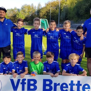 Spitzenmäßige VfB E1