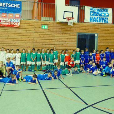 """Spannende Begegnungen bei den """"Hachtel"""" Jugendturnieren des VfB Bretten"""