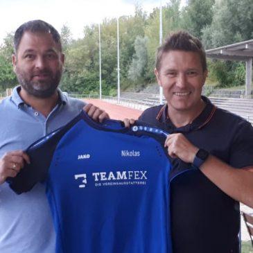 VfB Bretten – Jugend und Teamfex sind Ausstattungspartner