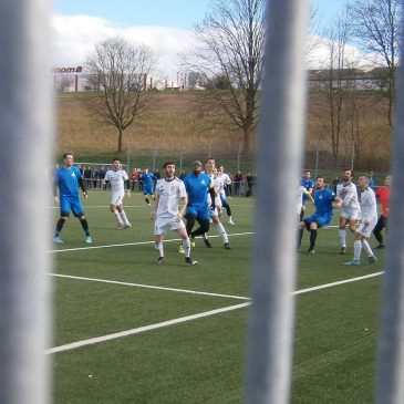 Corona stoppt Fußball Spielbetrieb beim VfB