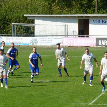 Baden – Rothauspokal Aus für den VfB Bretten
