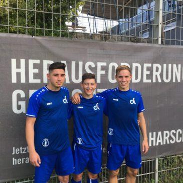 Beeindruckende Heim-Premiere beider VfB-Teams