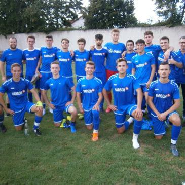 1. CfR Pforzheim A2 – VfB Bretten 1:3