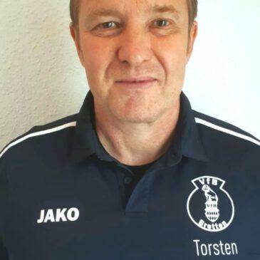 Torsten Dollinger trainiert U15 Landesligateam