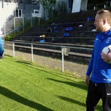 Trainingsauftakt beim VfB
